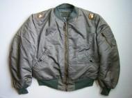 50's Flight Jacket MA-1 アルバートターナー社製 米軍 黒タグ 買取査定