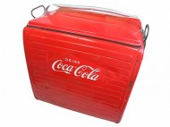 50's Vintage CocaCola chestcooler コカコーラ クーラーボックス 買取査定