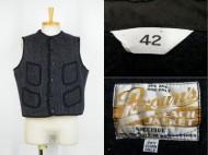 50's Vintage Jacket BROWNS BEACH ブラウンズビーチ ウールベスト 買取査定