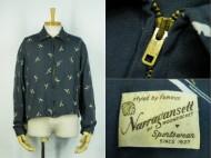 50's Vintage Gabardine Jacket Narragansett ギャバジャケット アトミック柄 買取査定