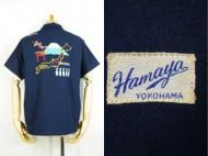 50's Hamaya Bowling Shirts ハマヤ ボーリングシャツ 買取査定