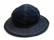 40's US ARMY M-37 Denim Hat 米軍 デニムハット 買取査定