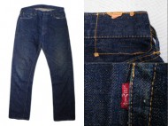 50's Vintage LEVIS 551ZXX ヴィンテージ リーバイス 551ZXX 買取査定