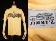 80's JIMMY'Z ジミーズ プリントTee 買取査定
