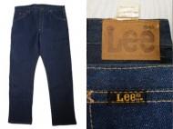 70's Lee リー 200 デニムパンツ ビッグサイズ デッド 買取査定