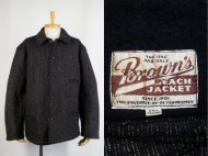 40's BROWNS BEACH JACKET ブラウンズビーチ ジャケット 買取査定