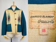 40's Ganscraft vintage chimayo jacket チマヨジャケット 買取査定