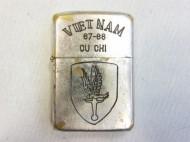60年代 VIET NAM Zippo ベトナムジッポー SQUADRON 買取査定