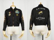 60's ベトナムジャケット 虎 刺繍 べトジャン スーベニアジャケット 買取査定