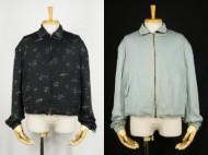 50's vintage gabardine jacket かすり柄 ギャバジャケット 買取査定