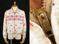 50's vintage gabardine jacket アーガイル ギャバジン ジャケット 買取査定