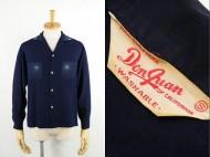 50's Vintage Gabardine Shirt Don quan 長袖 ギャバジンシャツ 買取査定