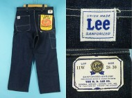 50's Lee リー 11W BOSS OF THE ROAD ロングL デッド 買取査定