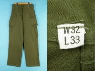 40's 米軍 US ARMY M-43 HBT パンツ 13スター 極上 買取査定