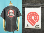 80's パウエル ペラルタ のぞきボーン Tシャツ 買取査定