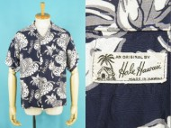 40's Hale Hawaii 半袖 ハワイアンシャツ オールオーバー 買取査定