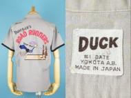 60's DUCK ロードランナー 半袖 ボーリングシャツ 日本製 買取査定