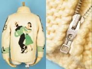 60's Cowichan Sweater カウチンセーター ダンス柄 買取査定