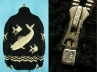 60's Cowichan Sweater カウチンセーター シャチ柄 買取査定