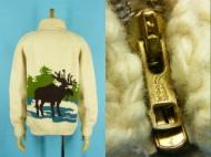 60's カウチンセーター Cowichan sweater ムース柄 買取査定