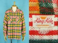 60's King Kole キングコール ヘビーネルシャツ マチ付き 買取査定