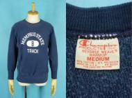 70's CHAMPION チャンピオン リバースウィーブ スウェットシャツ 単色タグ 買取査定
