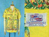 KAHANAMOKU カハナモク ハワイアンシャツ パームツリー 買取査定