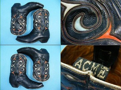 ACME Vintage Westernboots