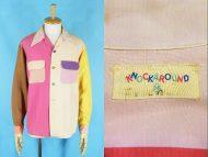 50's Knockaround ギャバシャツ クレイジーパターン 買取・査定
